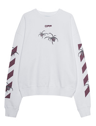 OFF-WHITE C/O VIRGIL ABLOH Oversized Arachno White