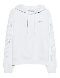 OFF-WHITE C/O VIRGIL ABLOH Diag Unfinished White