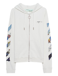 OFF-WHITE C/O VIRGIL ABLOH Zip DIAG Colored Arrows Off White