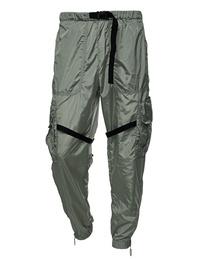 OFF-WHITE C/O VIRGIL ABLOH Arrow Parachute Khaki Silver