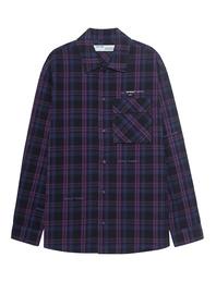 OFF-WHITE C/O VIRGIL ABLOH Flannel Check