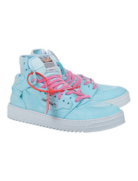 OFF-WHITE C/O VIRGIL ABLOH Canvas Off Court Light Blue