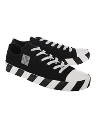 OFF-WHITE C/O VIRGIL ABLOH Low Stripe Black White