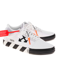 OFF-WHITE C/O VIRGIL ABLOH Vulc Low Top White