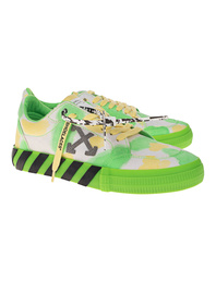 OFF-WHITE C/O VIRGIL ABLOH Tie Dye Vulcanized Green