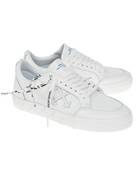 OFF-WHITE C/O VIRGIL ABLOH Leather Low Vulcanized White