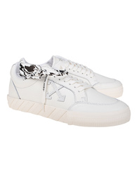OFF-WHITE C/O VIRGIL ABLOH Low Vulcanized Nappa Leather White