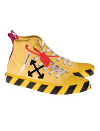 OFF-WHITE C/O VIRGIL ABLOH Mid Top Yellow