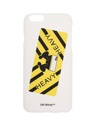 OFF-WHITE C/O VIRGIL ABLOH Heavy Sticker iPhone Case
