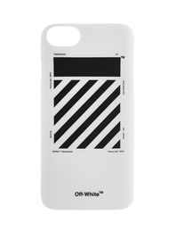 OFF-WHITE C/O VIRGIL ABLOH iPhone 7 DIAG White