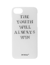 OFF-WHITE C/O VIRGIL ABLOH iPhone 7 Youth White