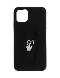 OFF-WHITE C/O VIRGIL ABLOH Silicon iPhone 11 PRO Black