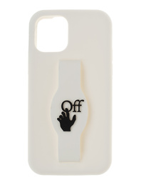 OFF-WHITE C/O VIRGIL ABLOH Silicon iPhone 11 PRO MAX White