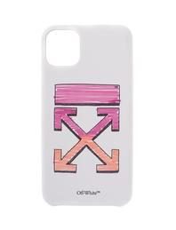 OFF-WHITE C/O VIRGIL ABLOH MARKER iPhone 11 PRO MAX White