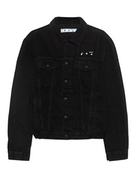 OFF-WHITE C/O VIRGIL ABLOH Slim Marker Denim Black