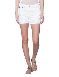 AG Jeans Hailey Short White