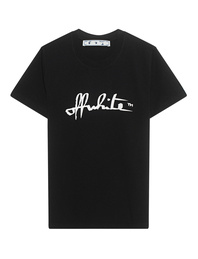 OFF-WHITE C/O VIRGIL ABLOH Script 21 Casual Black