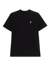 OFF-WHITE C/O VIRGIL ABLOH Flock Arrow Casual Black