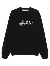 OFF-WHITE C/O VIRGIL ABLOH Script 21 Regular Black