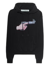 OFF-WHITE C/O VIRGIL ABLOH Diag Hand Gun Black