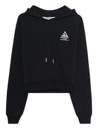 OFF-WHITE C/O VIRGIL ABLOH Crop Carryover Black