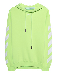 OFF-WHITE C/O VIRGIL ABLOH Diag Carryover Neon Yellow