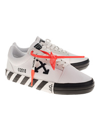 OFF-WHITE C/O VIRGIL ABLOH Vulcanised Striped White