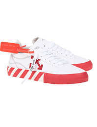 OFF-WHITE C/O VIRGIL ABLOH Canvas Red White