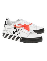 OFF-WHITE C/O VIRGIL ABLOH New Arrow Low Vulcanized White