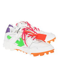 OFF-WHITE C/O VIRGIL ABLOH Leather Mountain Cleats White