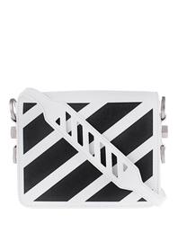 OFF-WHITE C/O VIRGIL ABLOH Diagonal Flap White