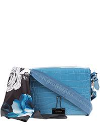 OFF-WHITE C/O VIRGIL ABLOH Cocco Flap Blue