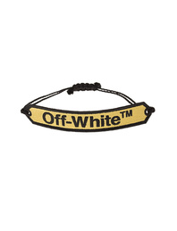 OFF-WHITE C/O VIRGIL ABLOH Macrame Yellow