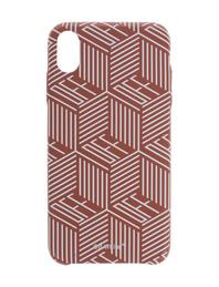 OFF-WHITE C/O VIRGIL ABLOH Monogram iPhone XS Max Nude