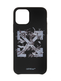 OFF-WHITE C/O VIRGIL ABLOH Iphone 11 Pro Birds Black