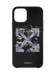 OFF-WHITE C/O VIRGIL ABLOH Iphone 11 Pro Birds Black