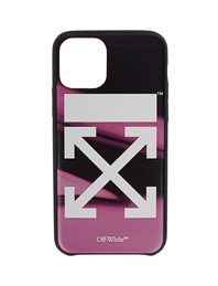 OFF-WHITE C/O VIRGIL ABLOH IPHONE 11PRO ARROW LIQUID Pink