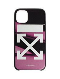 OFF-WHITE C/O VIRGIL ABLOH iPhone 11 Arrow Liquid Pink