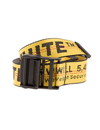 OFF-WHITE C/O VIRGIL ABLOH Industrial Yellow Black