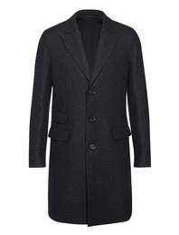 NEIL BARRETT Classic Wool Anthra