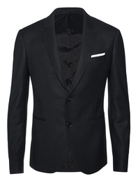 NEIL BARRETT Super Skinny Fit Black