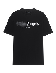 Palm Angels Sprayed Paris Black