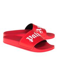Palm Angels Pool Slider Red