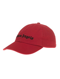 Palm Angels Classic Cap Red