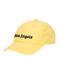 Palm Angels Classic Cap Yellow