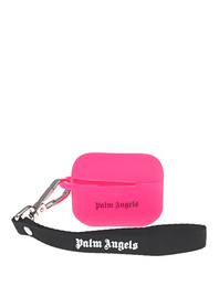 Palm Angels Airpod Case Pink