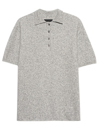 JADICTED Cashmere Polo Grey