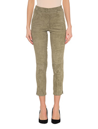 ARMA Provence Stretch Suede Green