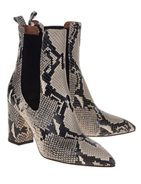 PARIS TEXAS Python Nature Tacco Multicolor