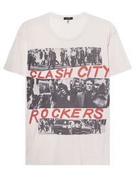 R13 Clash City Dirtywhite